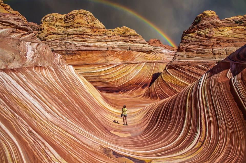 The Wave Arizona by Arteragazzina