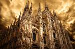 Duomo - Italy by Arteragazzina