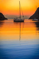 Greece Symi Island by Arteragazzina
