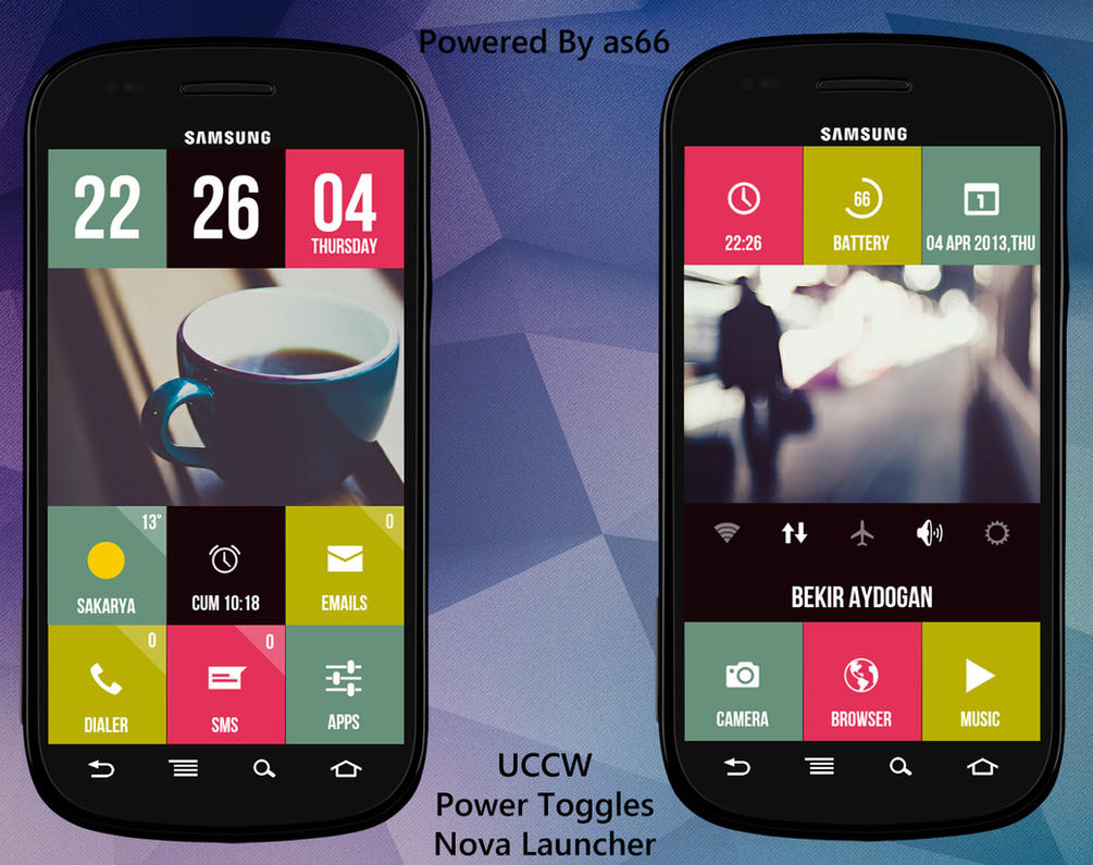 WP8 Tiles by as66