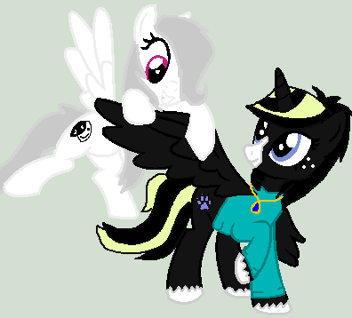 collab You Got Wings! (sorry!!) by Tiathefox123