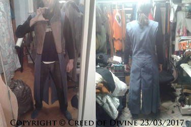 Concept art Costume Arno Copyright