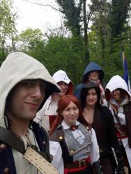 Team Assassin'S Creed