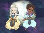 Twin Moon Princesses