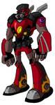 Transformers Animated Sideways