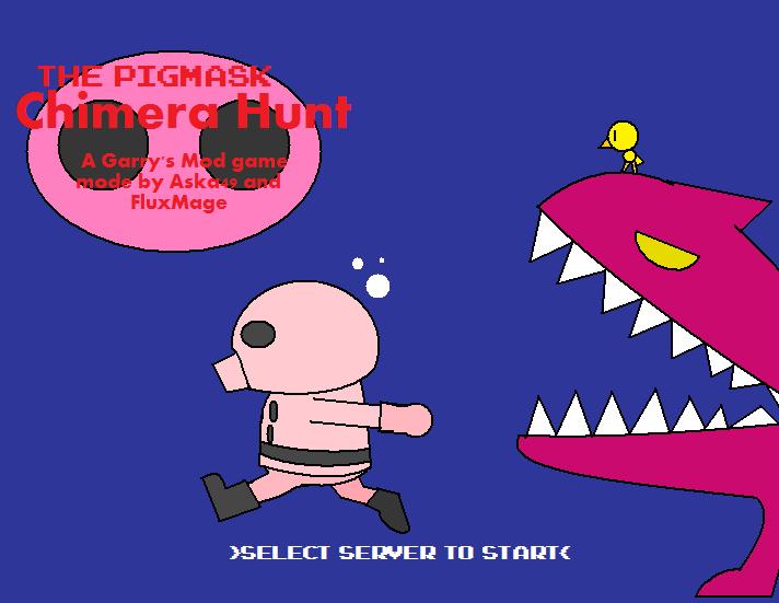 the pigmask chimera hunt by gigaspine7 on deviantart
