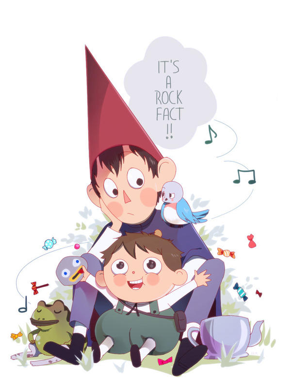 Over The Garden Wall By Ikr On Deviantart