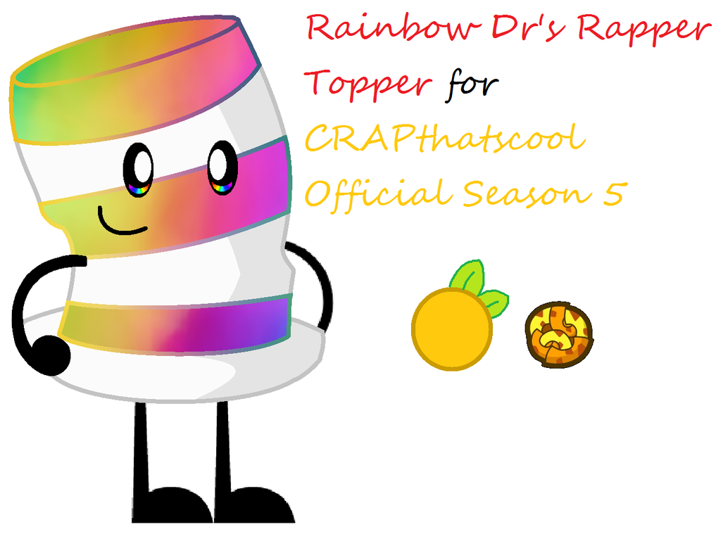 Rdrt For Crapthatscool Official Season 5 By
