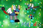 (Mixels) Ref Melodic