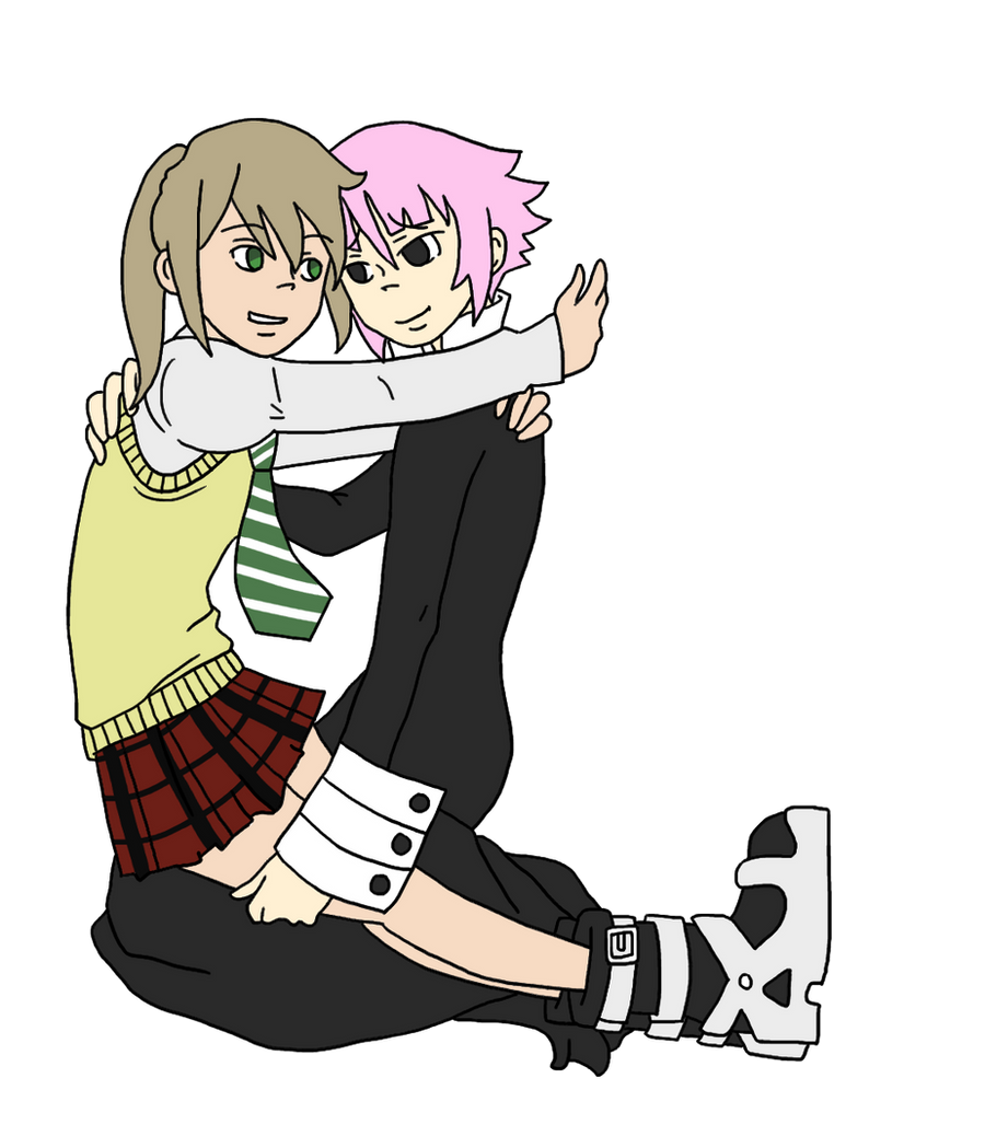 Maka And Kid Kiss The gallery for -->...