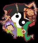 Tekkon Kinkreet - Yin and Yang