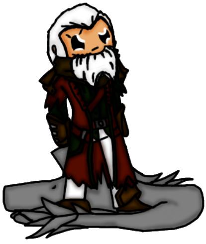 Anak Greybeard by Skollrous