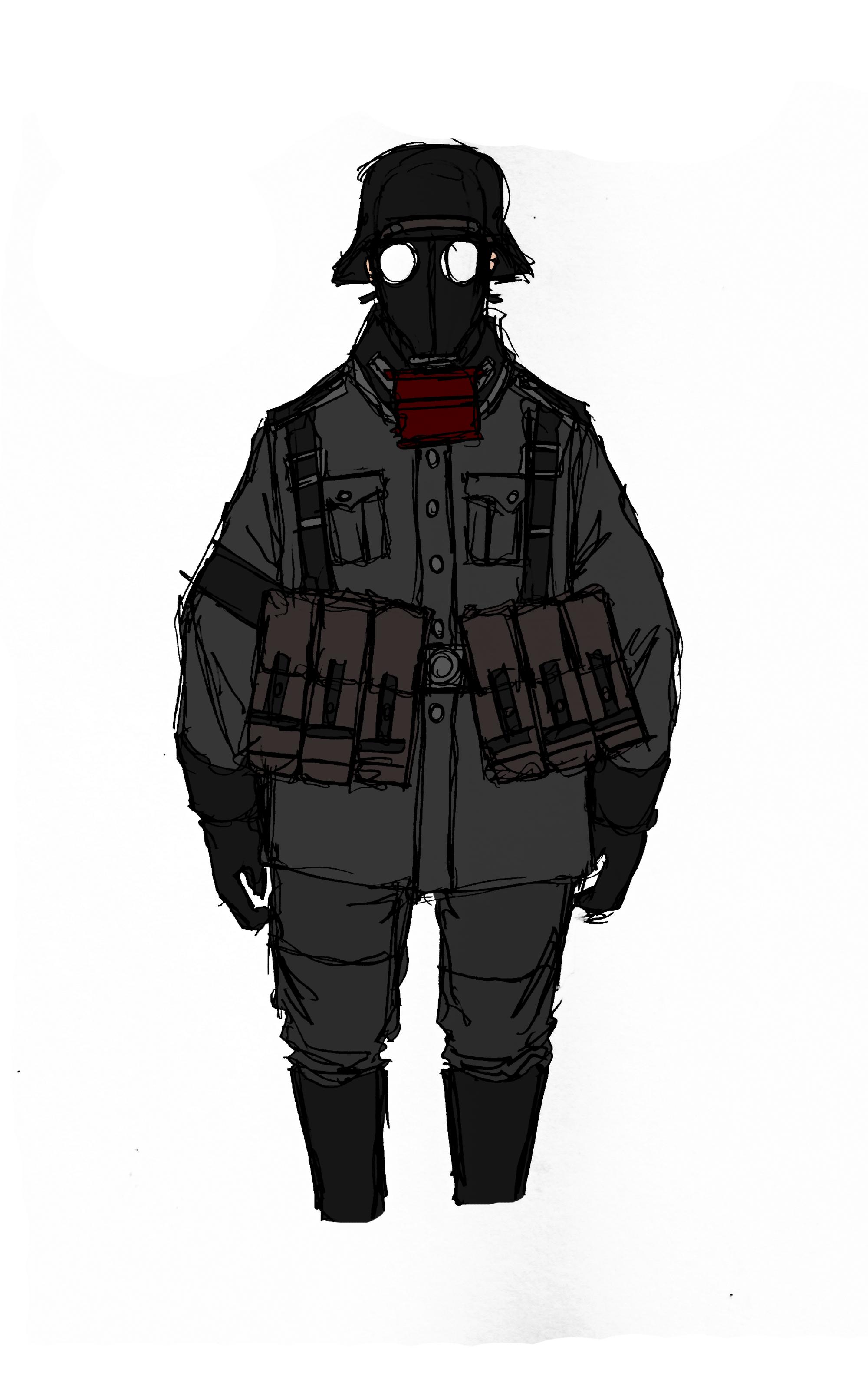 Welkin Trooper by NicklausofKrieg