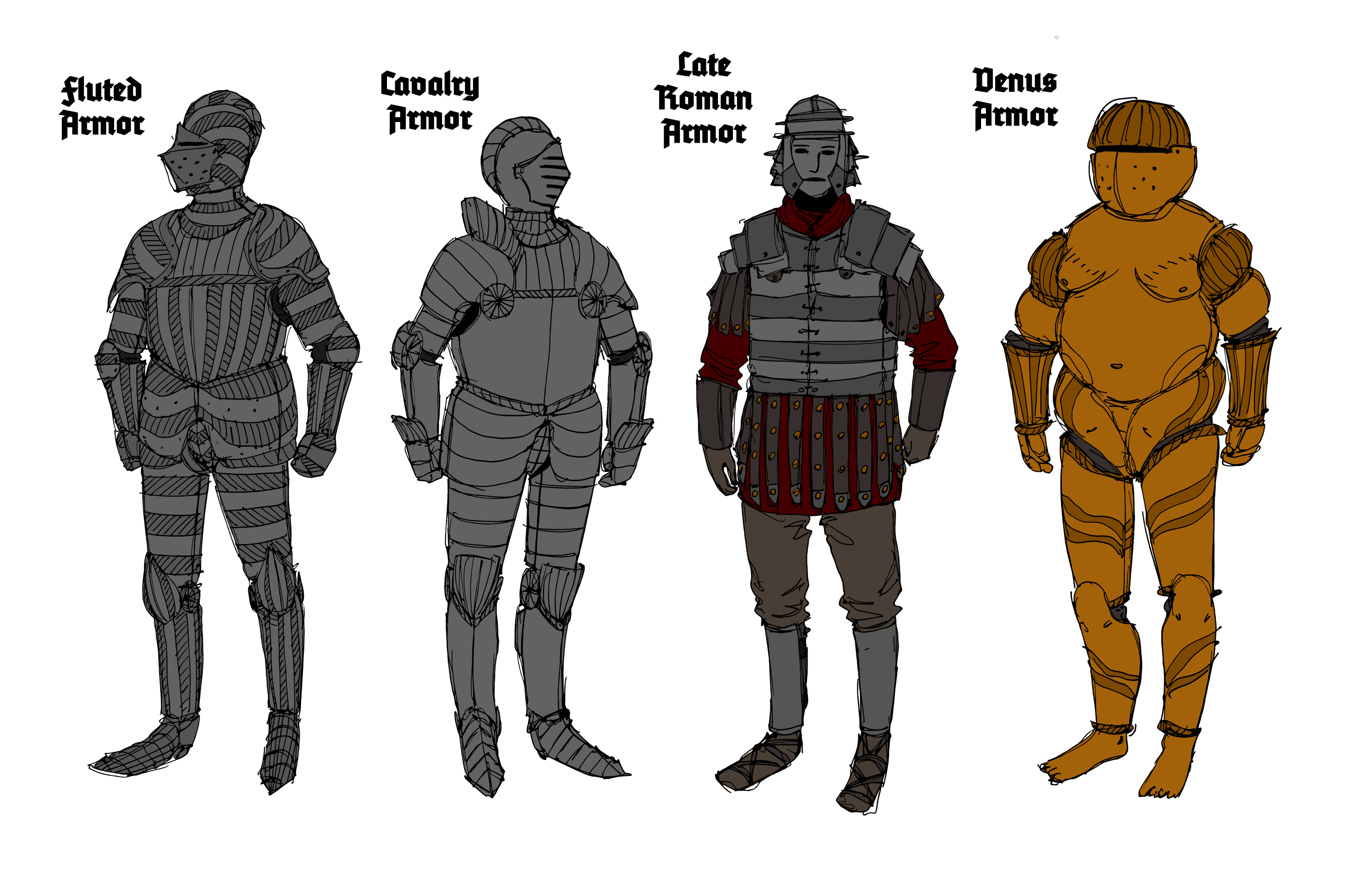 Fallout Old Fashioned Characters