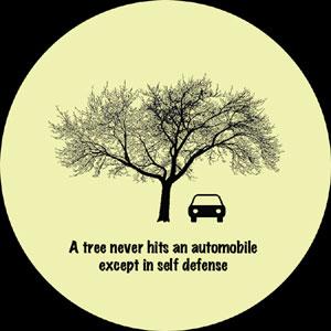 trees get defensive. by Kriega