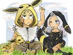 Miraxus Pokemon AU
