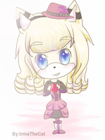 Comision chibi colores pastel: BeLLaMylife by Irma09