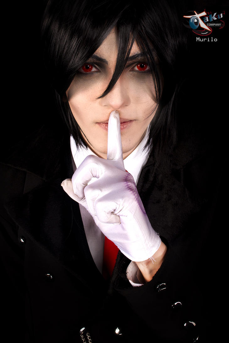 Sebastian Michaelis - Forbidden Desires by thynz