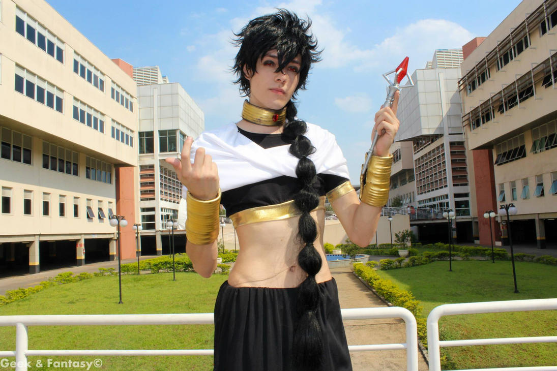 Me as Judal - Magi by thynz