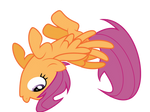 Scootaloo Spin