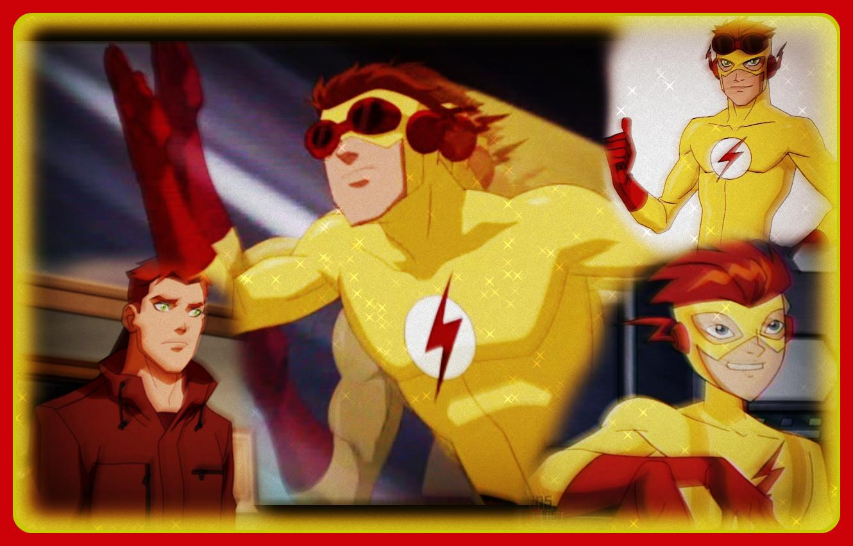 5 <b>Kid Flash</b> HD <b>Wallpapers</b> | Backgrounds - <b>Wallpaper</b> Abyss