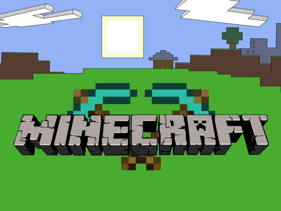 Minecraft Wallpaper By Woopwoopwoop11