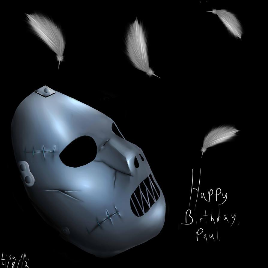 Happy Birthday, Paul. by onyxrayne
