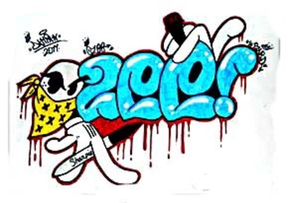 graffiti by wizard letters wwwimgkidcom the image