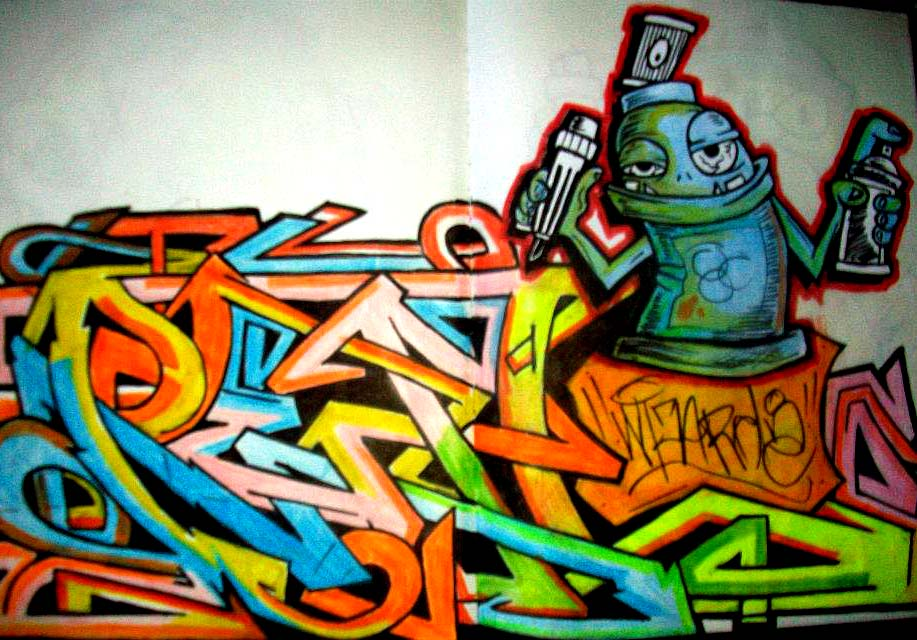cholowiz graffiti - REAL by wizard1labels on DeviantArt
