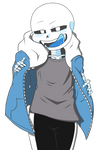 Sans by SeyaNico