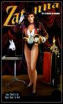 Zatanna Poster