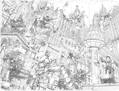 The World Finest of DC Comics
