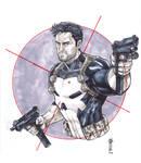 Punisher copic