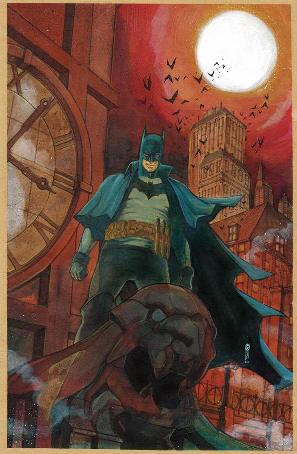 Batman Gasligh 100k by Thegerjoos