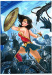 Wonder Woman Dawn Of Justice Movie