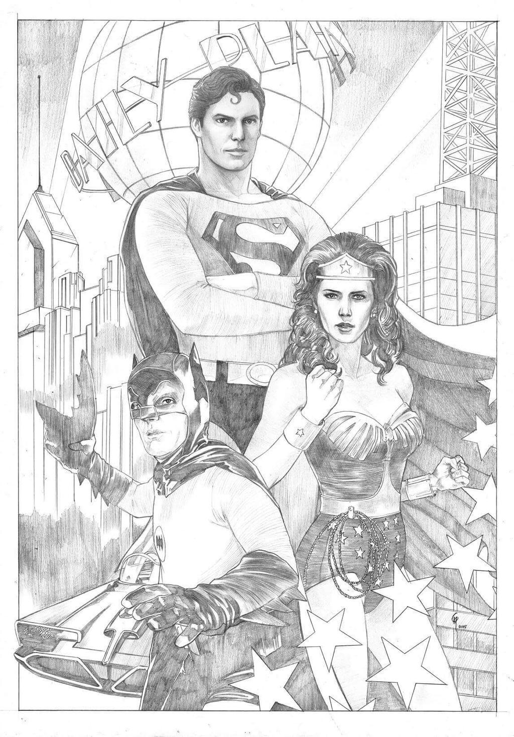 First trinity by Thegerjoos