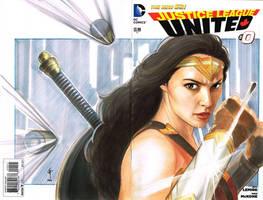 Wonder Woman justice League  by Thegerjoos