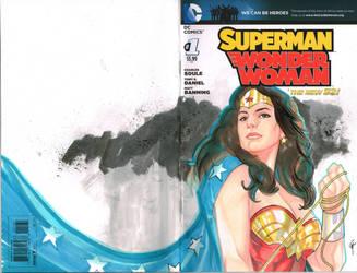 Wonder Woman Classic by Thegerjoos