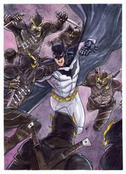 Batman Vs Talons