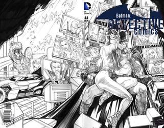 Batman Day by Thegerjoos