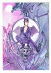 Catwoman Gargoyle