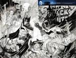 Batman Vs Joker Flashpoint Inked