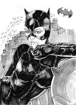 Catwoman Batman Return