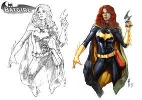 Batgirl for AH by Thegerjoos