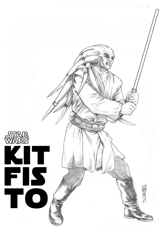 kit fisto by Thegerjoos on DeviantArt