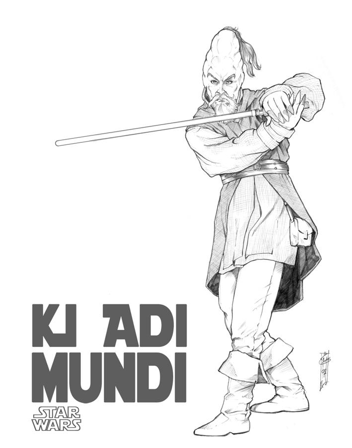 lego star wars coloring pages mace windu   Ki Adi Mundi by Thegerjoos on DeviantArt