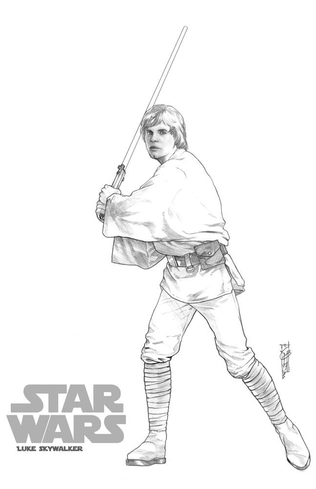 Luke skywalker by Thegerjoos on DeviantArt
