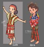 filipino ethnic girls