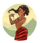 Kalinga woman