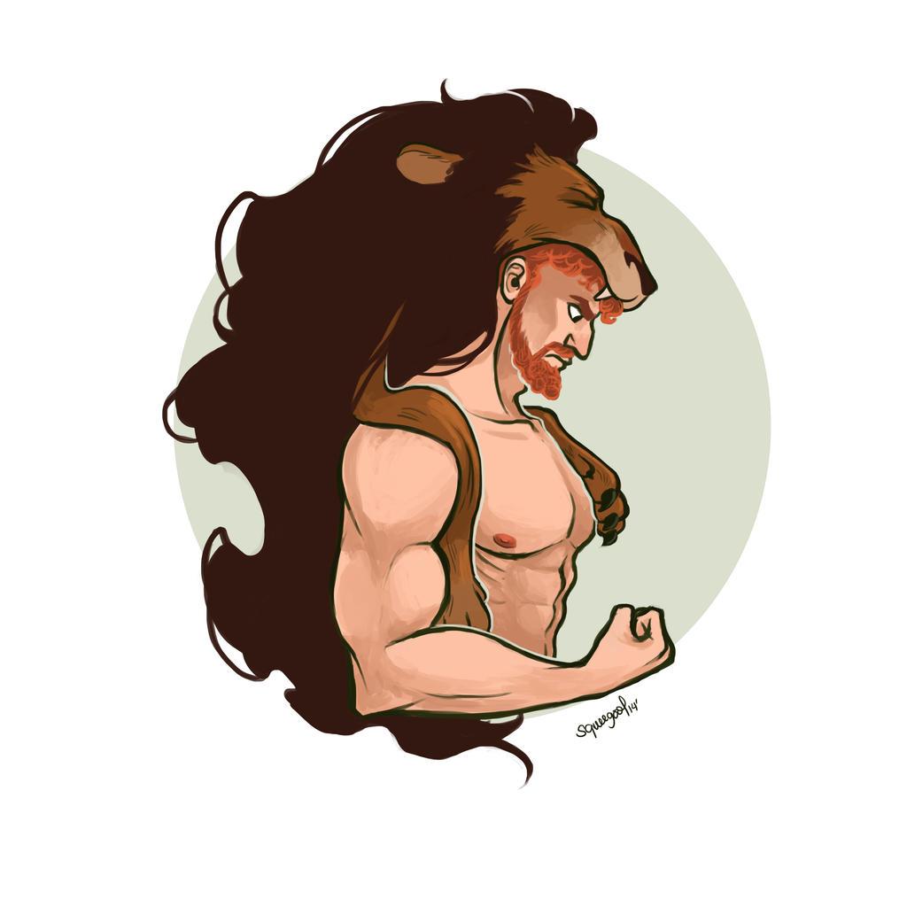 Hercules by squeegool
